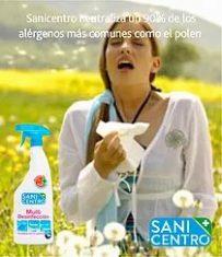 Temporada de alergias Sanicentro