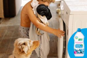 ropa y tejidos desinfectante